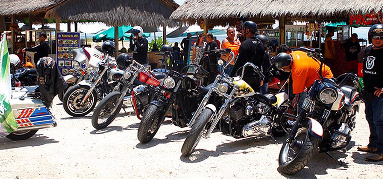 ¡FBS se va de gira con el Motorcycle Club de Indonesia!